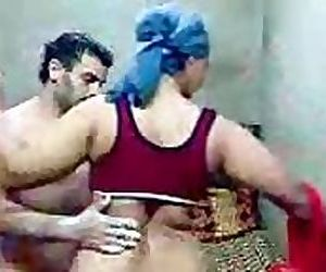 indian amateur wife having..