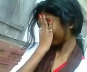 Desi Indian Girl Blowjob Her..