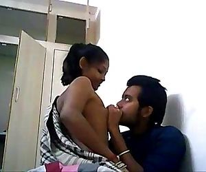 Indian College Couple..
