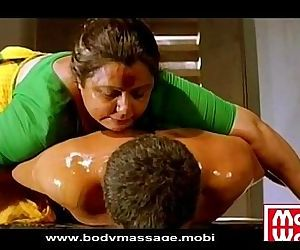 Madurai Aunty oil Massage -..