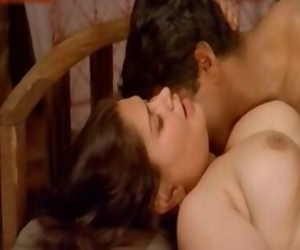 telugu bhabhi boobs kissed..